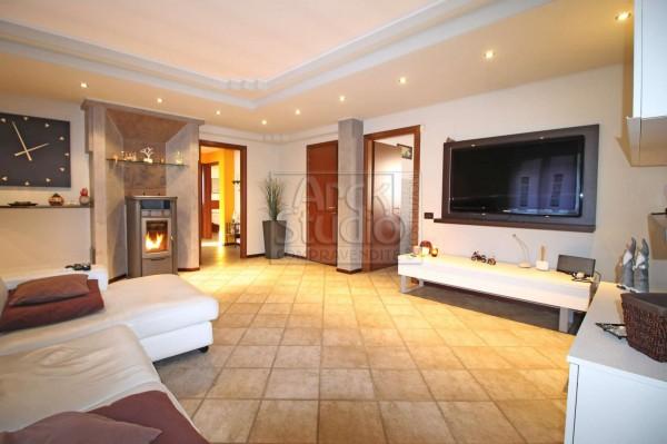 Villa in vendita a Pozzuolo Martesana, Centrale, Con giardino, 175 mq - Foto 19