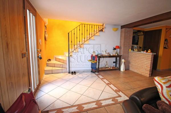 Villa in vendita a Pozzuolo Martesana, Centrale, Con giardino, 175 mq - Foto 5
