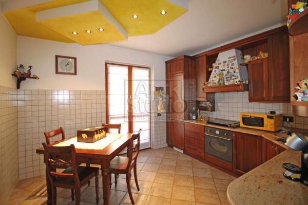 Villa in vendita a Pozzuolo Martesana, Centrale, Con giardino, 175 mq - Foto 18