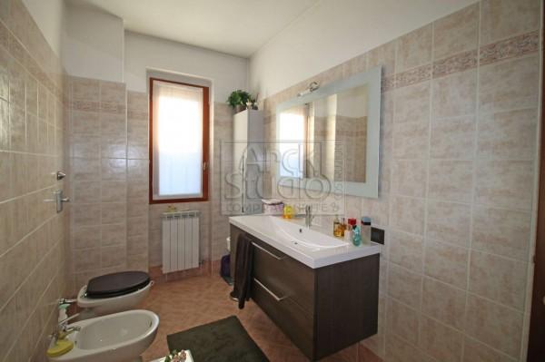 Villa in vendita a Pozzuolo Martesana, Centrale, Con giardino, 175 mq - Foto 11