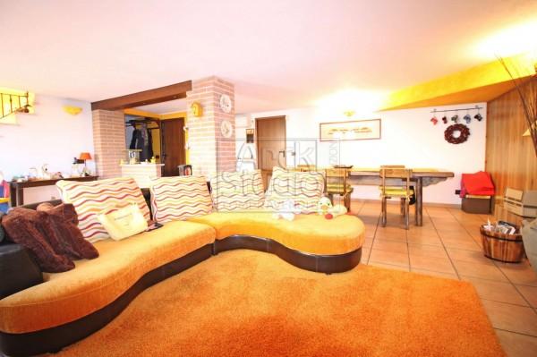 Villa in vendita a Pozzuolo Martesana, Centrale, Con giardino, 175 mq - Foto 6