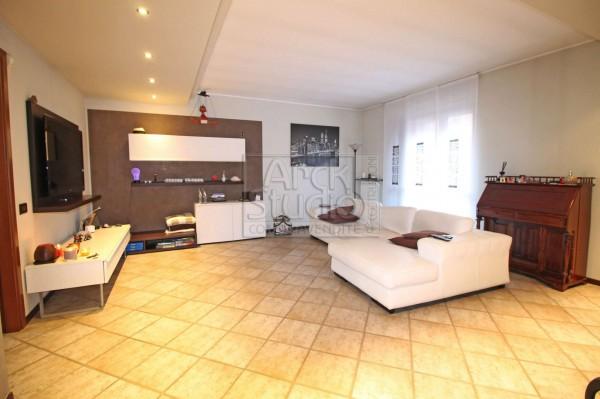 Villa in vendita a Pozzuolo Martesana, Centrale, Con giardino, 175 mq - Foto 21