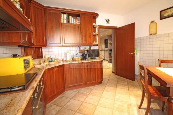 Villa in vendita a Pozzuolo Martesana, Centrale, Con giardino, 175 mq - Foto 17
