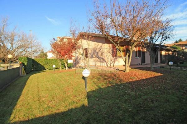 Villa in vendita a Pozzuolo Martesana, Centrale, Con giardino, 175 mq - Foto 15