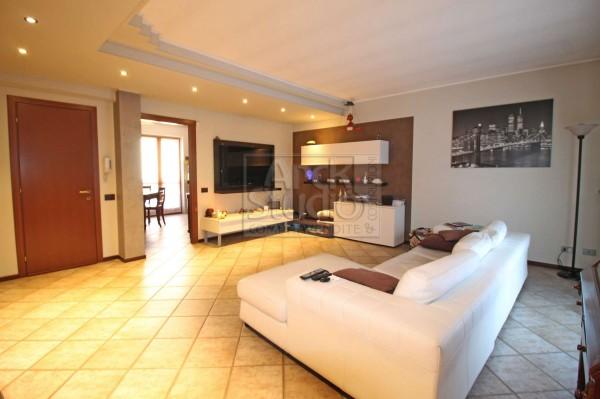 Villa in vendita a Pozzuolo Martesana, Centrale, Con giardino, 175 mq - Foto 22