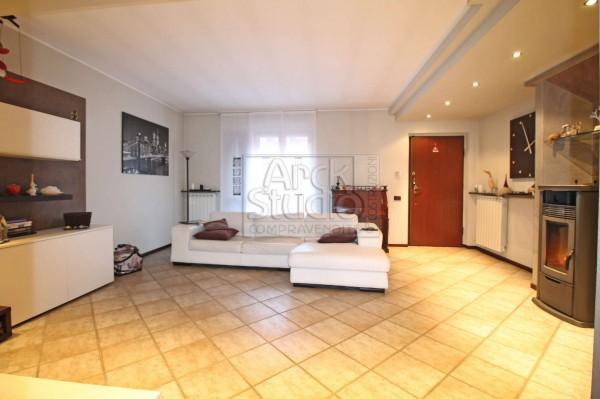Villa in vendita a Pozzuolo Martesana, Centrale, Con giardino, 175 mq - Foto 20