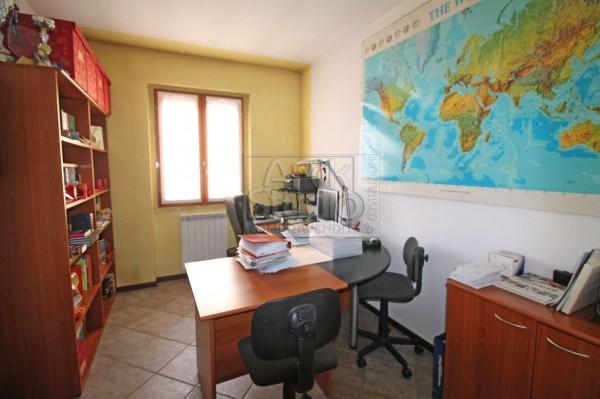 Villa in vendita a Pozzuolo Martesana, Centrale, Con giardino, 175 mq - Foto 13