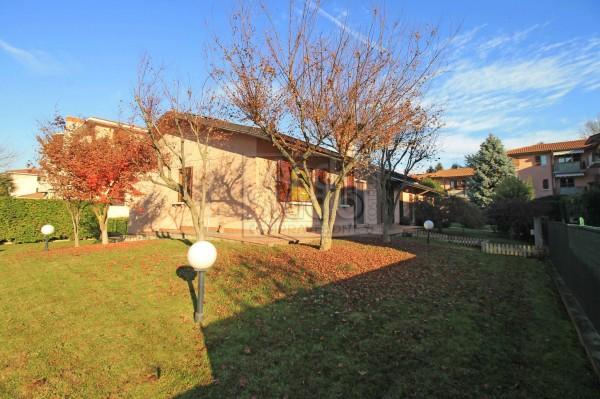 Villa in vendita a Pozzuolo Martesana, Centrale, Con giardino, 175 mq - Foto 23