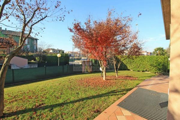 Villa in vendita a Pozzuolo Martesana, Centrale, Con giardino, 175 mq - Foto 9