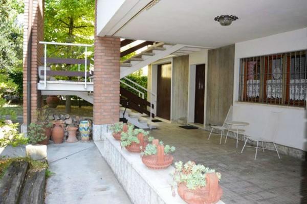 Villa in vendita a Forlì, Romiti, Con giardino, 270 mq