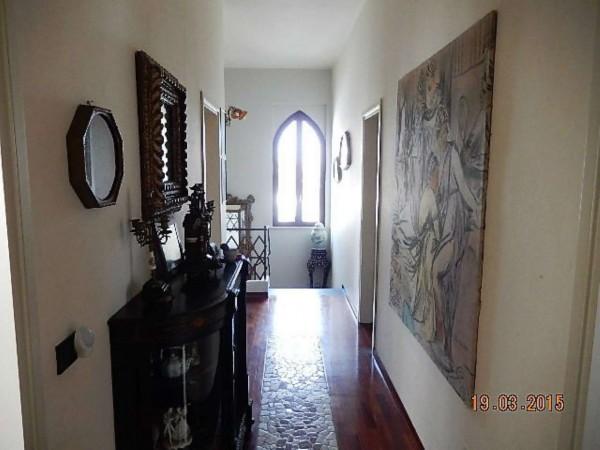 Casa indipendente in vendita a Forlì, Ronco, Con giardino, 340 mq - Foto 5