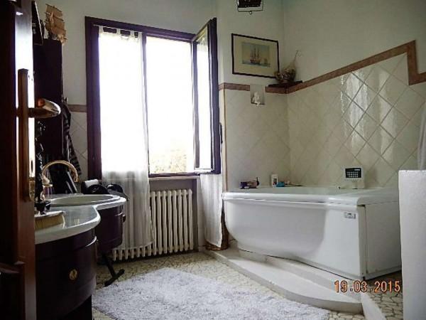 Casa indipendente in vendita a Forlì, Ronco, Con giardino, 340 mq - Foto 12
