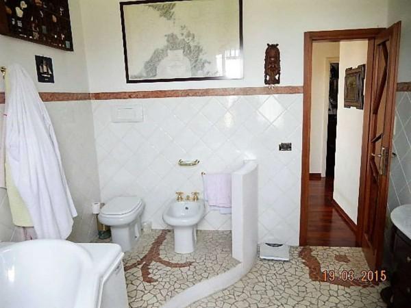 Casa indipendente in vendita a Forlì, Ronco, Con giardino, 340 mq - Foto 10