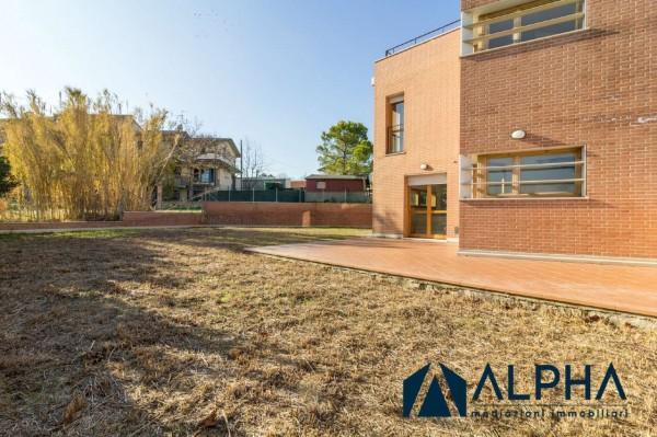 Villetta a schiera in vendita a Bertinoro, Arredato, con giardino, 120 mq
