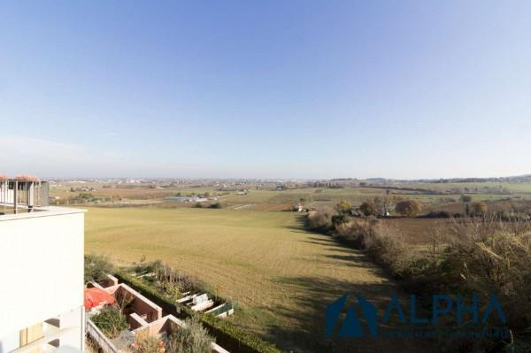 Villetta a schiera in vendita a Bertinoro, Arredato, con giardino, 120 mq - Foto 9