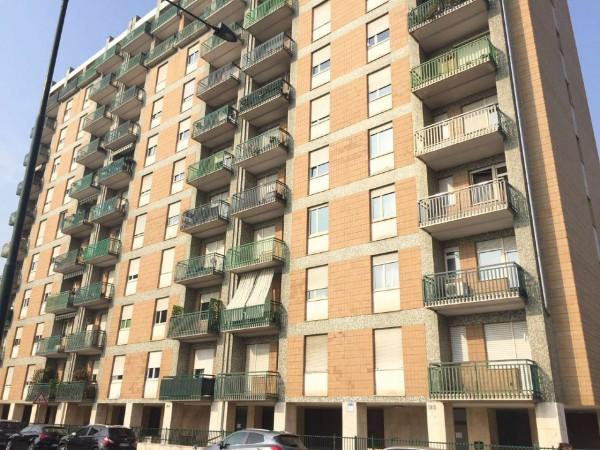 Appartamento in vendita a Torino, Lucento, Con giardino, 110 mq