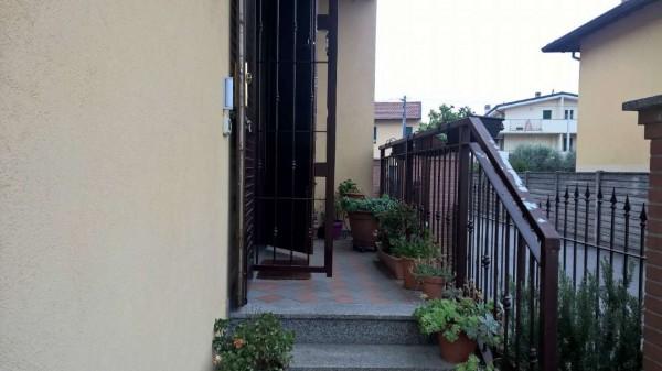 Villetta a schiera in affitto a Corbetta, Pobbia, Con giardino, 240 mq - Foto 27