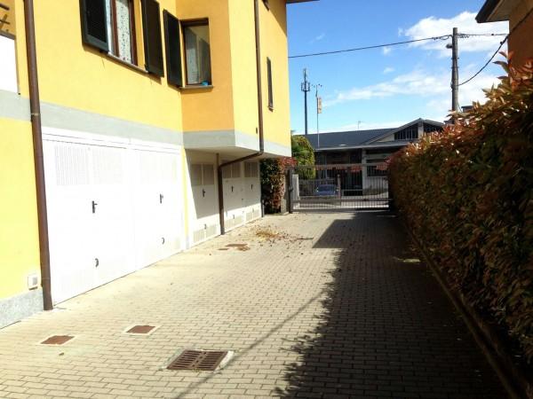 Appartamento in vendita a Jerago con Orago, Asilo, Arredato, con giardino, 50 mq - Foto 8