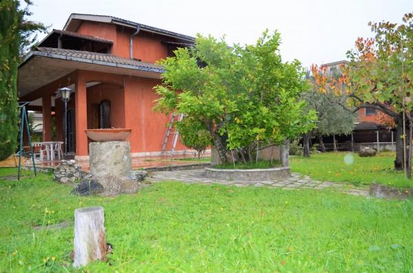 Villa in vendita a Ciampino, Con giardino, 185 mq - Foto 3