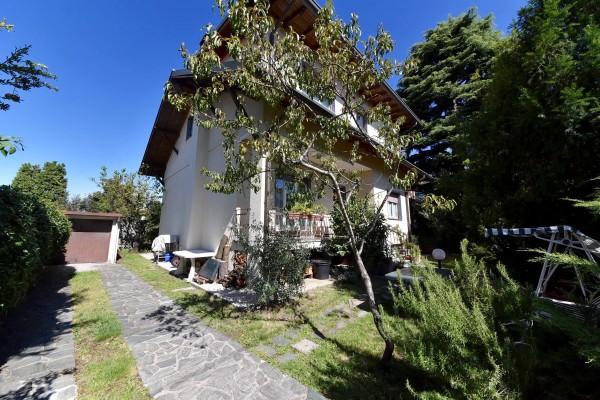 Villa in vendita a Legnano, Zona Castello Parco, Con giardino, 335 mq - Foto 4
