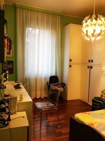 Quadrilocale in vendita a Legnano, San Magno, Con giardino, 190 mq - Foto 8