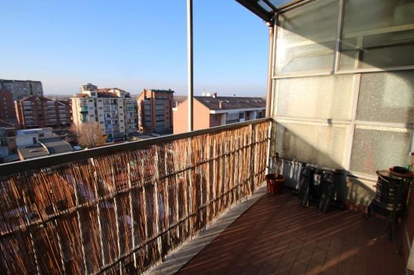 Appartamento in vendita a Torino, Rebaudengo, 80 mq - Foto 3
