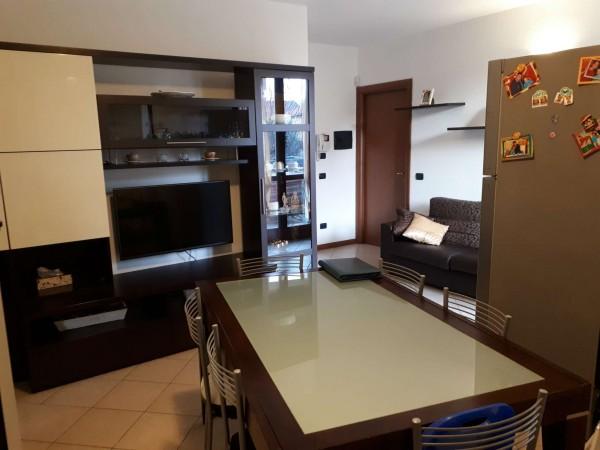 Appartamento in vendita a Cesate, Arredato, con giardino, 106 mq - Foto 18