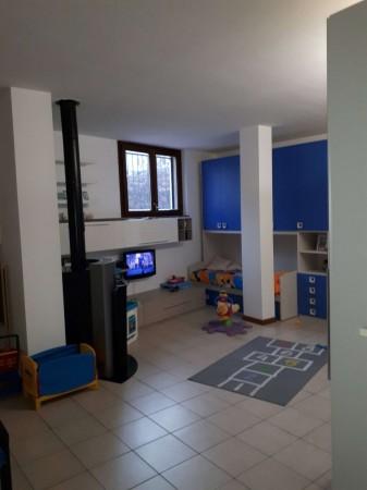 Appartamento in vendita a Cesate, Arredato, con giardino, 106 mq - Foto 9
