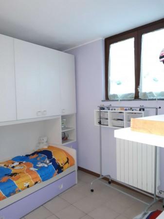 Appartamento in vendita a Cesate, Arredato, con giardino, 106 mq - Foto 11