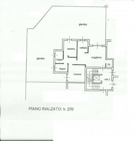 Appartamento in vendita a Solaro, Con giardino, 95 mq - Foto 6
