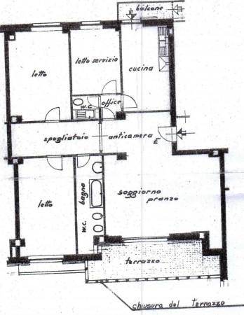Appartamento in vendita a Milano, Piazza Dateo, 140 mq - Foto 2