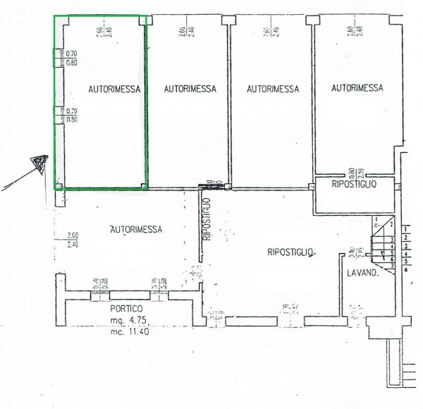 Appartamento in vendita a Albignasego, San Giacomo, Arredato, con giardino, 70 mq - Foto 2