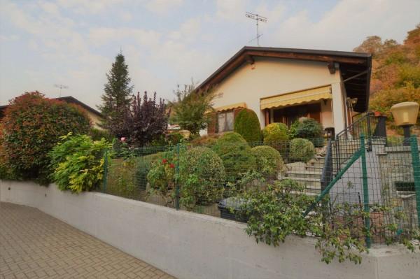 Villa in vendita a Montalto Dora, Arredato, con giardino, 240 mq - Foto 1