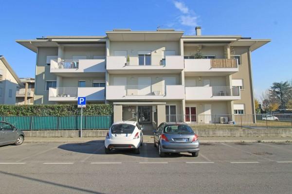 Appartamento in vendita a Treviglio, Est, 88 mq - Foto 19