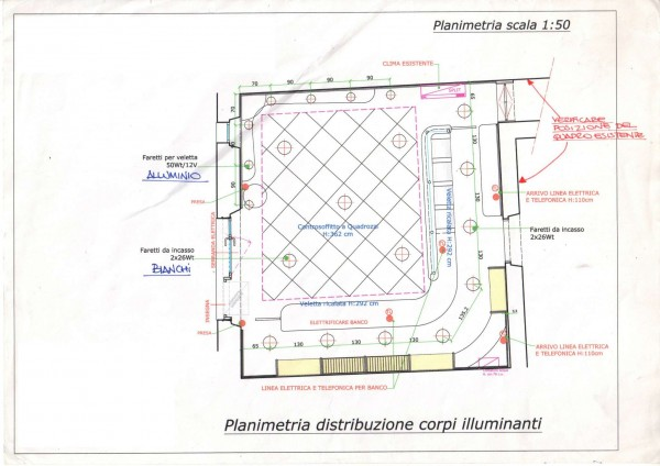 Locale Commerciale  in vendita a Firenze, Arredato, 70 mq - Foto 4