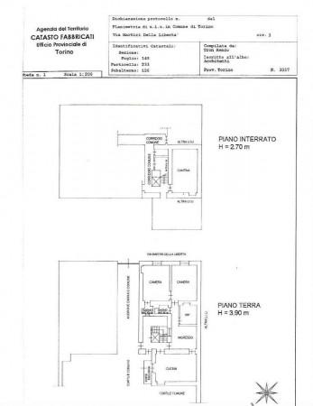 Appartamento in vendita a Torino, Gran Madre, 120 mq - Foto 2