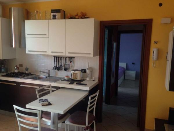 Appartamento in vendita a Gallarate, Arredato, con giardino, 55 mq - Foto 9