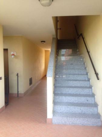Appartamento in vendita a Gallarate, Arredato, con giardino, 55 mq - Foto 15