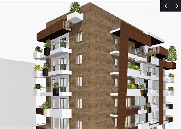 Appartamento in vendita a Bitonto, Centro, 112 mq
