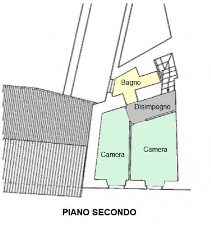 Appartamento in vendita a Foligno, Frazione, 70 mq - Foto 3