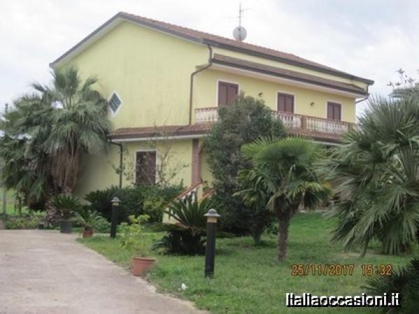 Villa in vendita a Ascea, Paino, Con giardino, 300 mq