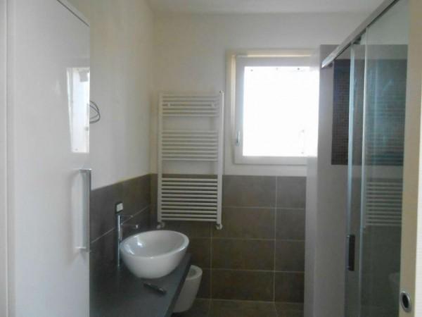 Villetta a schiera in vendita a Melegnano, Residenziale A 20 Minuti Da Melegnano, Con giardino, 169 mq - Foto 24