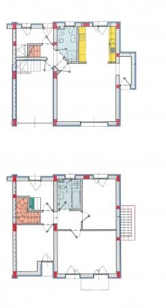 Villa in vendita a Melegnano, Residenziale A 20 Minuti Da Melegnano, Con giardino, 169 mq - Foto 2