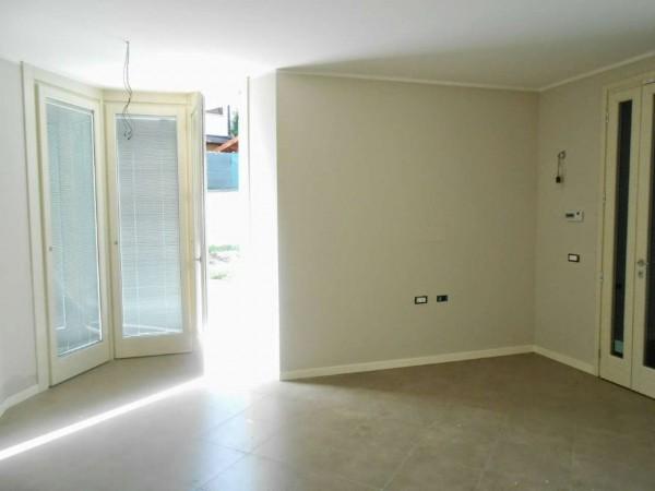 Villetta a schiera in vendita a San Colombano al Lambro, Residenziale A 1 Km Da San Colombano, Con giardino, 169 mq - Foto 22
