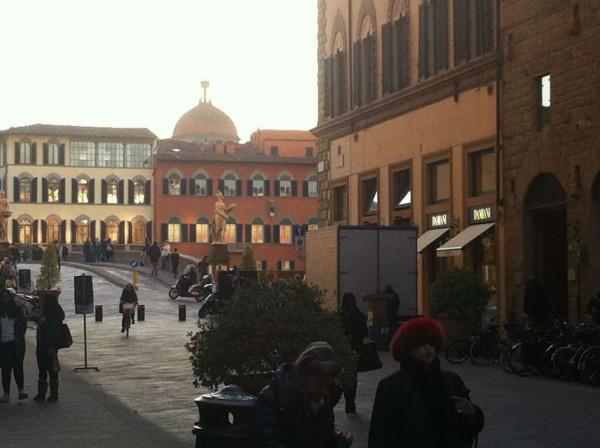 Locale Commerciale  in vendita a Firenze, Tornabuoni, Arredato, 26 mq