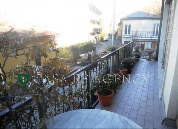Appartamento in vendita a Induno Olona, Arredato, con giardino, 158 mq - Foto 13