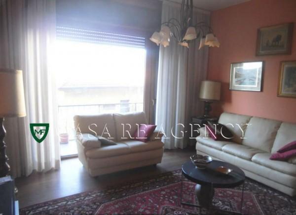 Appartamento in vendita a Induno Olona, Arredato, con giardino, 158 mq - Foto 14