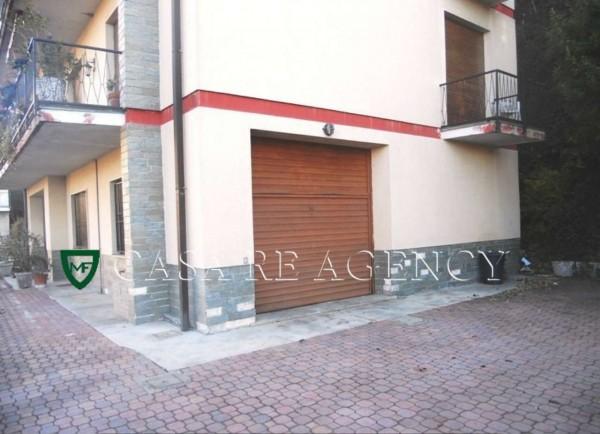 Appartamento in vendita a Induno Olona, Arredato, con giardino, 158 mq - Foto 18