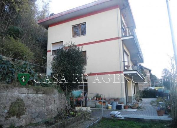 Appartamento in vendita a Induno Olona, Arredato, con giardino, 158 mq