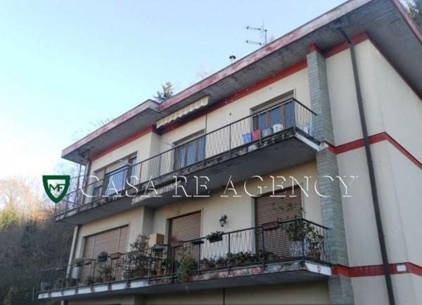 Appartamento in vendita a Induno Olona, Arredato, con giardino, 158 mq - Foto 15